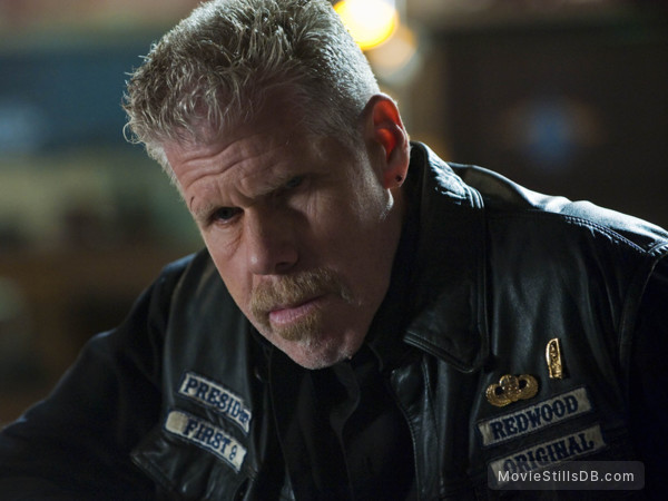 Sons of Anarchy - Publicity still of Ron Perlman