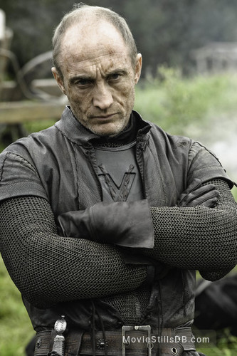 Game of Thrones - Publicity still of Michael McElhatton