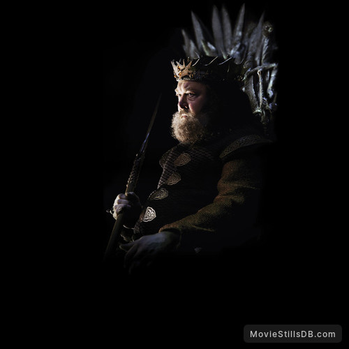 Game of Thrones - Promotional art with Mark Addy