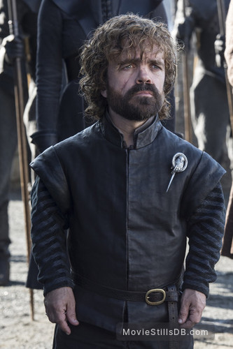 Game of Thrones - Publicity still of Peter Dinklage