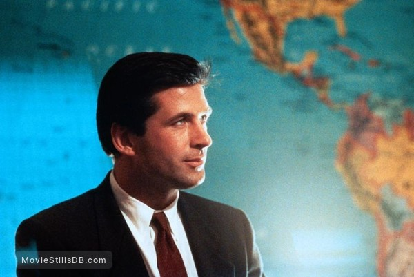 The Hunt For Red October Publicity Still Of Alec Baldwin
