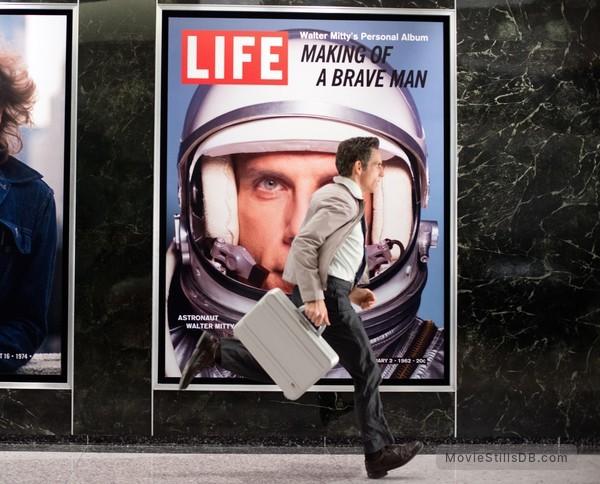 The Secret Life of Walter Mitty - Publicity still of Ben Stiller