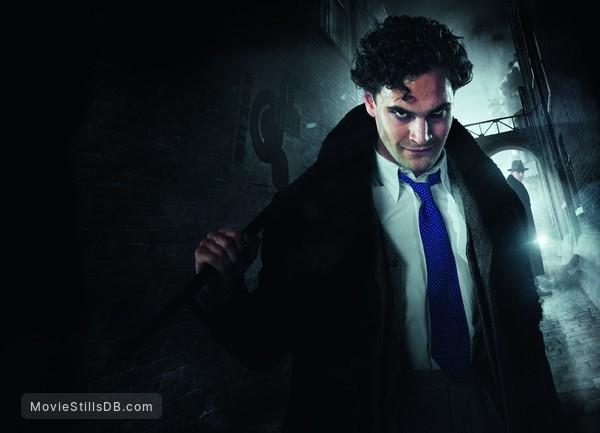 Jekyll & Hyde - Promotional art with Tom Bateman
