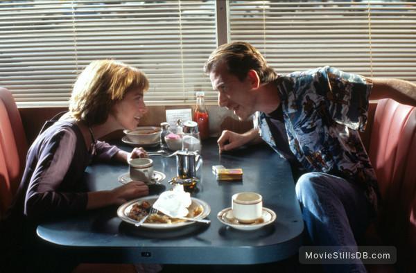 Pulp Fiction - Publicity still of Tim Roth & Amanda Plummer
