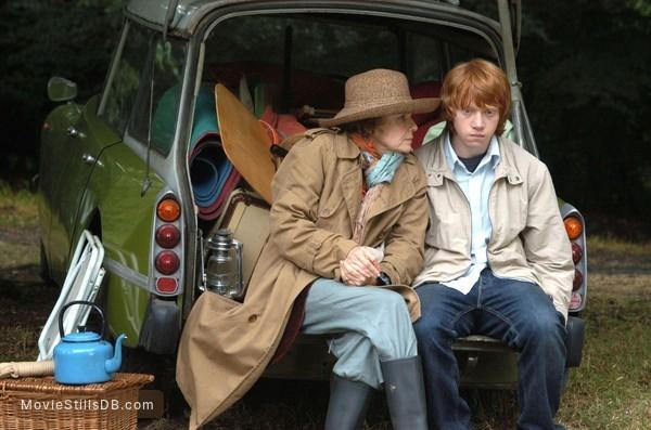 Driving Lessons - Publicity still of Rupert Grint & Julie Walters