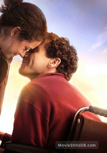 Stronger - Promotional art with Jake Gyllenhaal & Tatiana Maslany