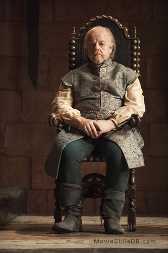 Game of Thrones - Publicity still of Roger Ashton-Griffiths