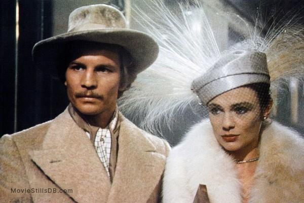 Murder on the Orient Express - Publicity still of Jacqueline Bisset & Michael York