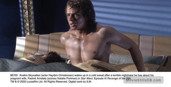 Star Wars: Episode III - Revenge of the Sith -  Hayden Christensen & Natalie Portman