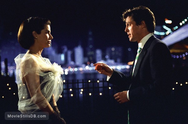Two Weeks Notice - Publicity still of Sandra Bullock & Hugh Grant