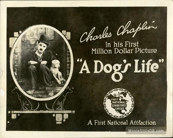 A Dog's Life - Lobby card
