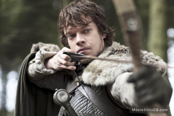 Game of Thrones - Publicity still of Alfie Allen