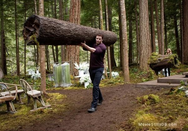 The Twilight Saga: Breaking Dawn - Part 1 - Publicity still of Kellan Lutz & Nikki Reed