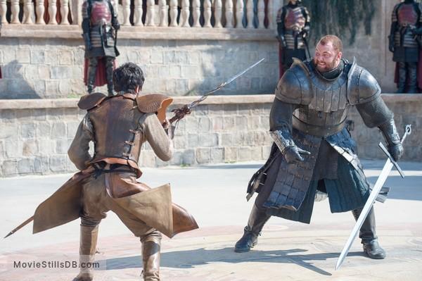 Game of Thrones - Publicity still of Hafþór Júlíus Björnsson