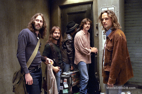 Almost Famous - Publicity still of Billy Crudup & Jason Lee