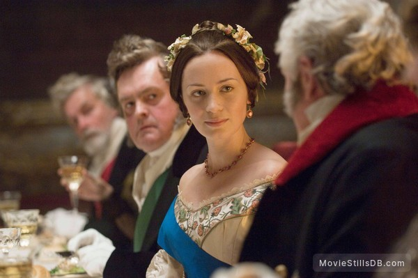 The Young Victoria - Publicity still of Emily Blunt