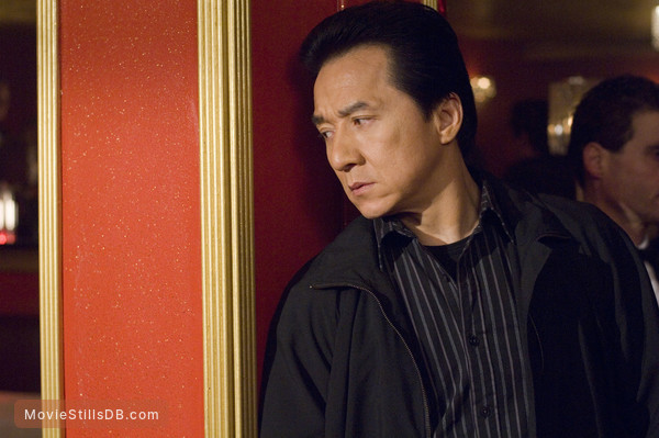 Rush Hour 3 - Publicity still of Jackie Chan