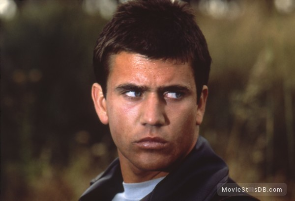 Mad Max - Publicity still of Mel Gibson
