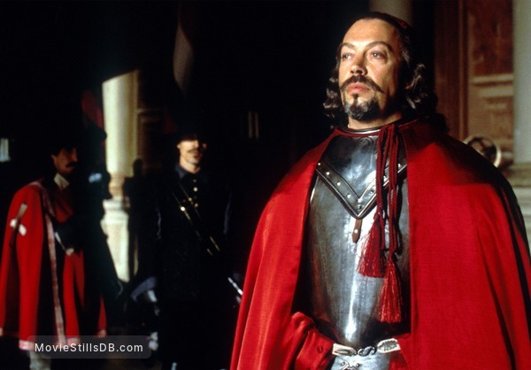 The Three Musketeers - Publicity still of Tim Curry