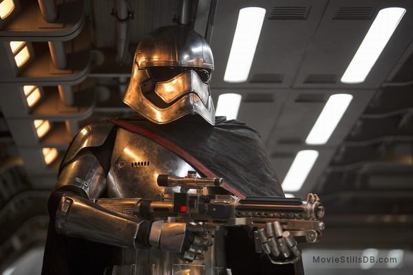 Star Wars: The Force Awakens - Publicity still of Gwendoline Christie