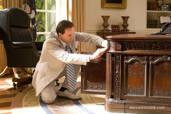 National Treasure: Book of Secrets - Publicity still of Nicolas Cage