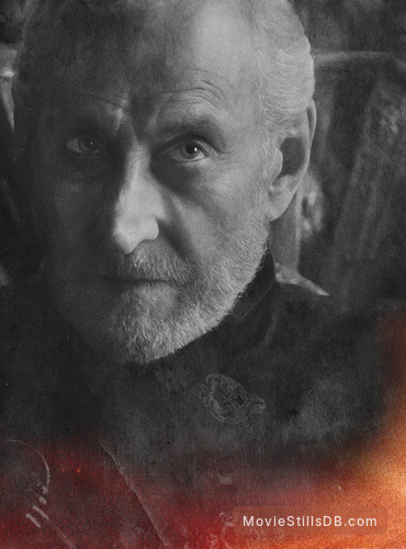 Game of Thrones - Promotional art with Charles Dance