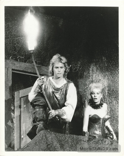 Wizards and Warriors - Publicity still of Jeff Conaway