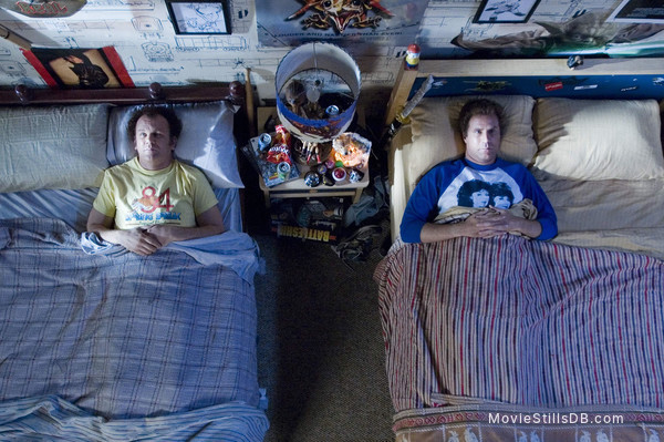 Step Brothers - Publicity still of Will Ferrell & John C. Reilly