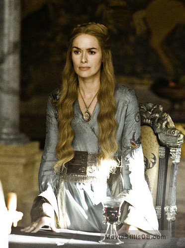 Game of Thrones - Publicity still of Lena Headey