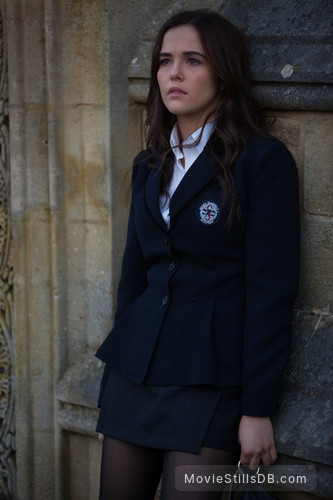 Vampire Academy - Publicity still of Zoey Deutch