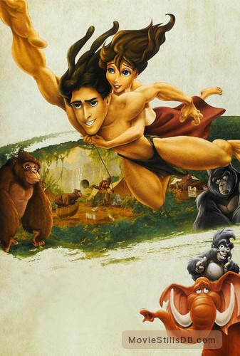 Tarzan - Promotional art