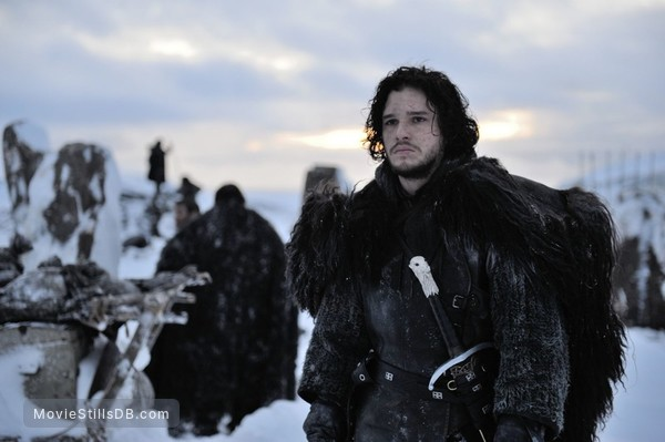 Game of Thrones - Publicity still of Kit Harington