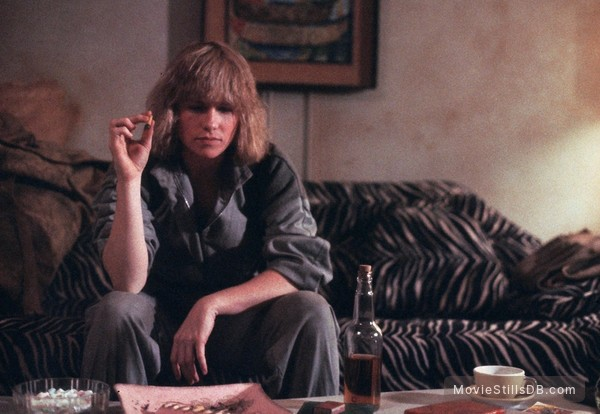Streets of Fire - Publicity still of Amy Madigan