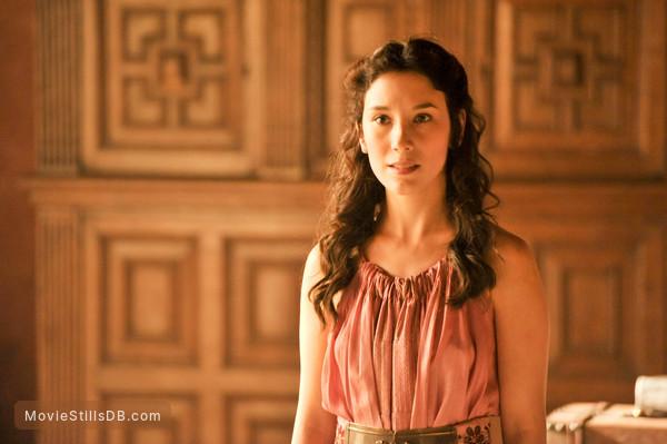 Game of Thrones - Publicity still of Sibel Kekilli