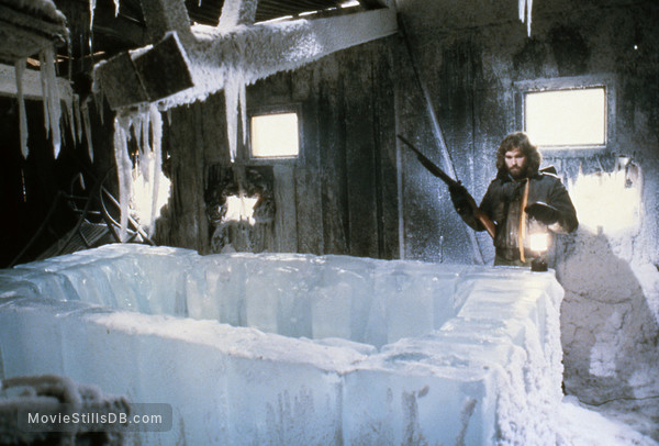 The Thing - Publicity still of Kurt Russell