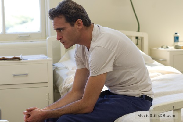 The Master - Publicity still of Joaquin Phoenix