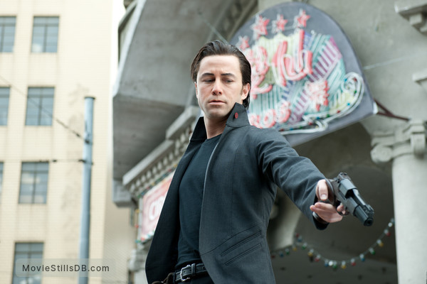 Looper - Publicity still of Joseph Gordon-Levitt