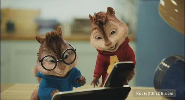 Alvin and the Chipmunks: The Squeakquel -