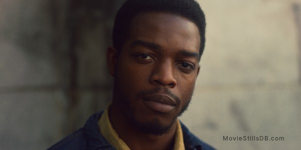 If Beale Street Could Talk -  Stephan James