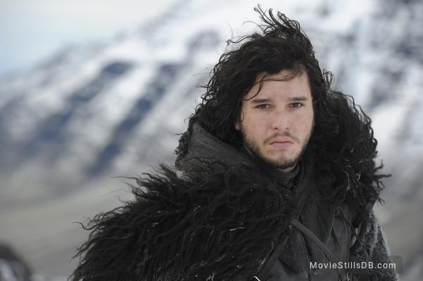 Game of Thrones - Publicity still of Kit Harington