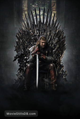 Game of Thrones - Promotional art with Sean Bean