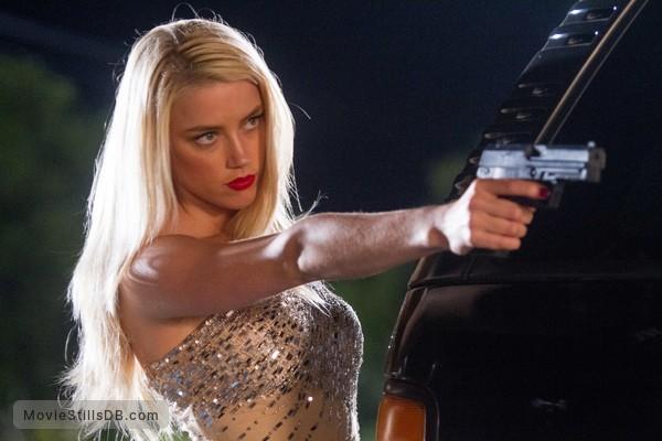 Machete Kills - Publicity still of Amber Heard