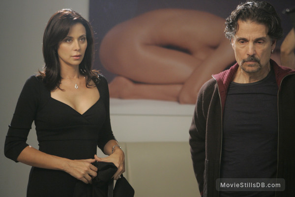 Law & Order: Special Victims Unit - Publicity still of Catherine Bell & Chris Sarandon