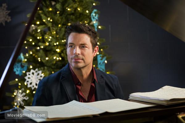 A Christmas Melody - Publicity still of Brennan Elliott