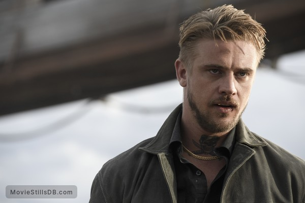 Logan - Publicity still of Boyd Holbrook