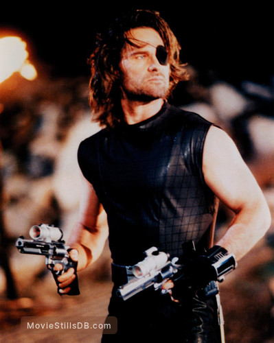 Escape from L.A. - Publicity still of Kurt Russell