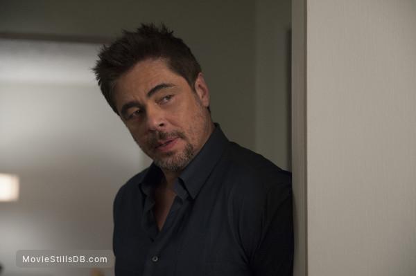 Sicario - Publicity still of Benicio del Toro