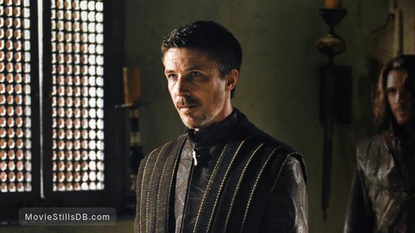 Game of Thrones - Publicity still of Aidan Gillen