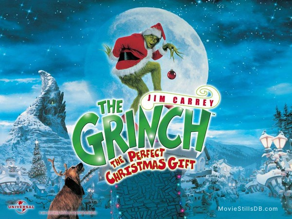 How The Grinch Stole Christmas Jim Carrey.How The Grinch Stole Christmas Wallpaper With Jim Carrey