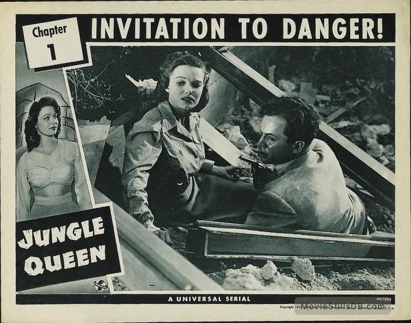 Jungle Queen - Lobby Card-9897